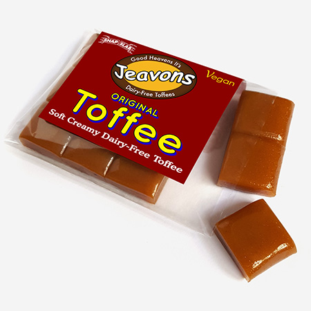 ORIGINAL TOFFEE<br />