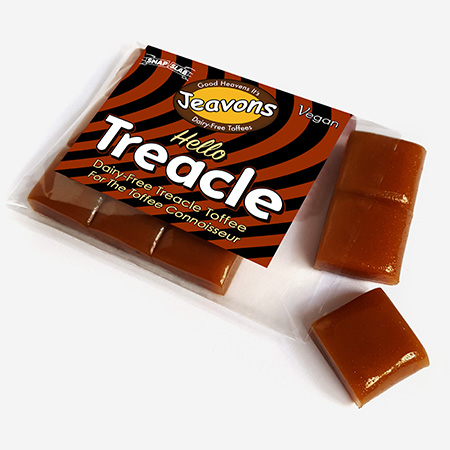 TREACLE TOFFEE<br />
