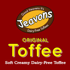 Our 'Original' toffee is a soft chewy creamy delight.